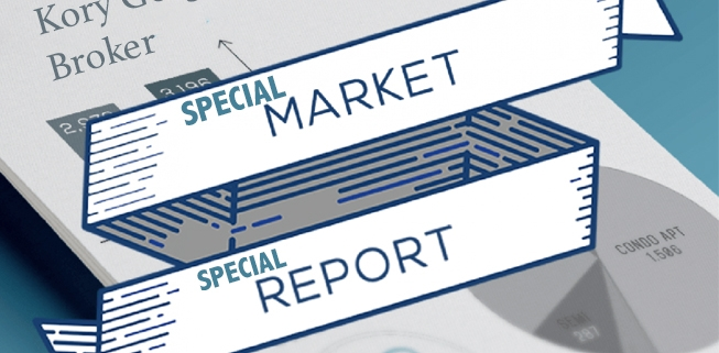 Special Market Report by Kory Gorgani, Broker